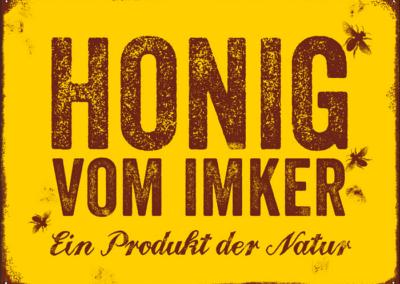 Imker Georg Holzapfel