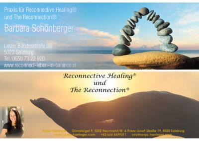 Reconnective Healing – Team Salzburg